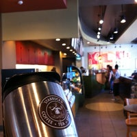 Photo taken at Starbucks by T on 9/2/2012
