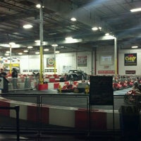 Photo taken at K1 Speed Irvine by Andre P. on 12/11/2011
