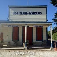 Foto tirada no(a) Hog Island Oyster Farm por Sue R. em 5/23/2012