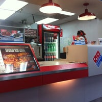 Photo taken at Domino's Pizza Team Washington/El Cajon South by Rahshan H. on 2/1/2011