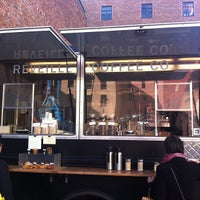 Photo taken at Réveille Coffee Co. Truck by Timmy C. on 2/22/2012