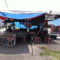 Photo taken at Pulut Panggang Simpang Ampat by Atikah H. on 7/3/2011
