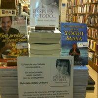 Photo taken at Librería Kier by Patricia G. on 10/12/2011