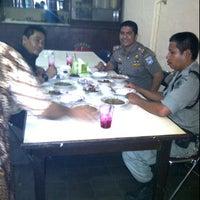 Photo taken at RM Istimewa (Sate & Gulai) by Ghonk G. on 1/3/2012