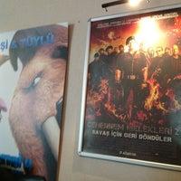 7/24/2012 tarihinde Oben K.ziyaretçi tarafından Cineplex'de çekilen fotoğraf