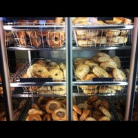 Photo taken at Georgetown Bagelry by Alex B. on 4/5/2012