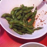 Photo taken at Dozo Japanese Sushi by Erin S. on 9/4/2011