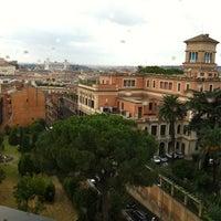 Photo taken at La Terrazza dell'Eden by Riccardo T. on 10/7/2011