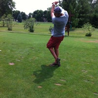 Photo taken at Angushire Golf Course by Arika F. on 7/17/2012