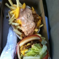 Photo taken at In-N-Out Burger by Scott P. on 8/18/2011