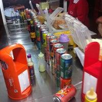 Photo taken at Hot Dog Benassi by Gustavo N. on 7/2/2012