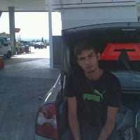 Photo taken at E.S. Repsol by Ionut V. on 7/9/2012