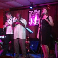 Photo taken at The New Deal Cafe by Jessica L. on 6/23/2012