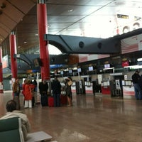 Photo taken at Aeropuerto de Vigo (VGO) by LS D. on 5/20/2012