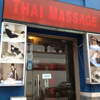 Photo taken at Traditional Thai Quick Massage (TTQM) @ Tanjong Pagar Xchange by Motosachi I. on 6/21/2012