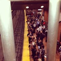 Photo taken at Castro MUNI Metro Station by Peter A. on 11/2/2011