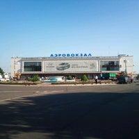 Photo taken at Odessa International Airport (ODS) by Ёsvan L. on 7/23/2012