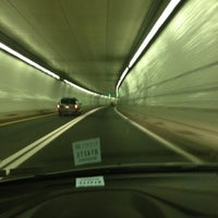 Photo taken at Fort McHenry Tunnel Toll Plaza by BOB W. on 9/13/2012