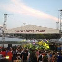 Photo taken at CEFCU Center Stage by Logan on 7/6/2012