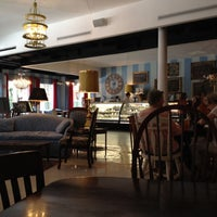 Photo taken at Sophie's French Bakery & Cafe by Tricia H. on 6/9/2012