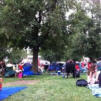 Photo taken at Bidwell Summer Concert Series by Derek H. on 8/2/2011