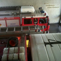Photo taken at Cuartel 4ta cía bomberos Santiago Pompe France by Ignacio C. on 9/10/2011