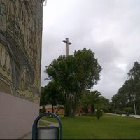 Photo taken at UTPL - La Cruz by Mauricio A. on 6/14/2012