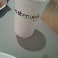 Photo taken at Food Republic by Clax L. on 10/9/2011