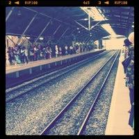 Photo taken at KTM Line - Mid Valley Station (KB01) by Ezna J. on 10/24/2011