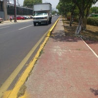 Photo taken at Av. Presidente Juarez by Mace C. on 5/16/2012