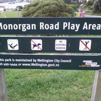 Photo taken at Monorgan Road Play Area by Peter L. on 4/25/2011