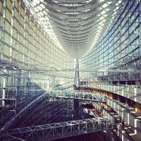 Photo taken at Glass Building by Takahiro Y. on 5/5/2012