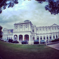 Photo taken at National Museum of Singapore by Magic L. on 9/6/2012