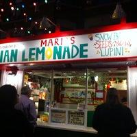 Photo taken at Mario's Italian Lemonade by Caryn J. on 5/19/2011