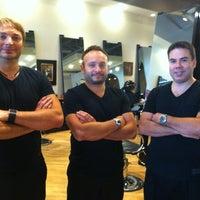 Photo taken at Shear Ego Salon & Spa by Adam K. on 9/1/2012