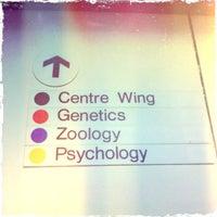 Photo taken at Biological Sciences Building - University of Alberta by UAlberta on 5/27/2011