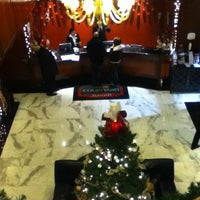Photo taken at Courtyard New York Manhattan/Fifth Avenue by Jiliang L. on 12/25/2010