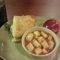 Photo taken at Panera Bread by Nessa C. on 9/5/2011