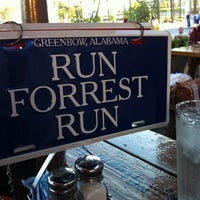 Photo taken at Bubba Gump Shrimp Co. by Pam H. on 6/29/2012