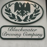 Photo taken at Blackwater Brewing Company by William K. on 11/20/2011