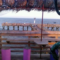 Photo taken at 61st Street Fishing Pier by Kevin D. on 9/28/2011