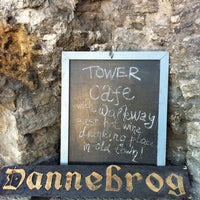 Photo taken at Dannebrog Tower Café by Veljo H. on 5/1/2011