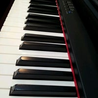 Photo taken at Yamaha Music Academy by Rassel on 4/21/2012