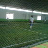 Photo taken at Goedang Futsal by Mukhlis Z. on 10/19/2011