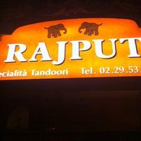 Photo taken at Rajput by Pietro F. on 9/12/2011