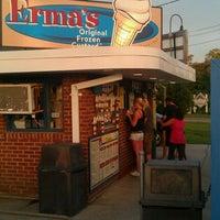 Photo taken at Erma's Frozen Custard by Kelli T. on 8/24/2011