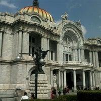 Photo taken at Estacionamiento by Kpo G. on 11/4/2011