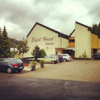Photo taken at Eifelhotel Daun by Daan G. on 6/3/2012