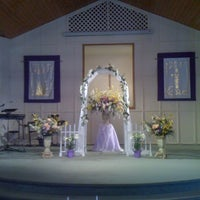 Photo taken at Berean Baptist Church by honeybaby42 . on 4/7/2012