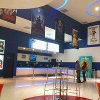 Photo taken at Cinépolis by Edwin Josué M. on 3/17/2012